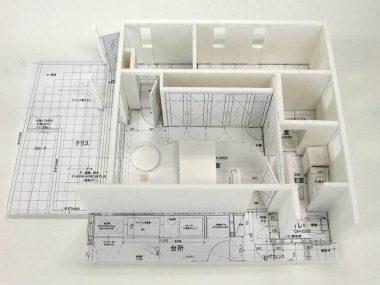 家づくり 建築模型