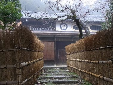 岐阜県の古民家
