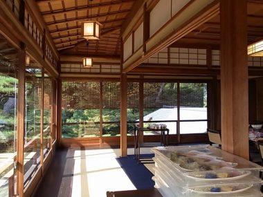 登録文化財の活用 岸和田五風荘 がんこずし屋敷シリーズ「五風荘」2