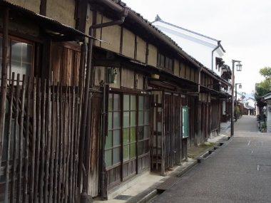 今井町最後の伝統建築