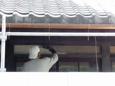 重文幼稚園 愛珠幼稚園の耐震改修工事