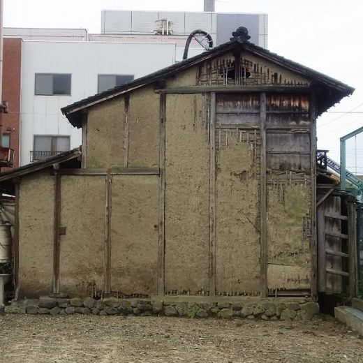 奈良の古民家町家 伝統構法の耐震診断