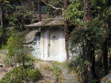 050403松山大学温山記念会館防空壕