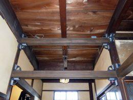 210314川本楼 「大和郡山の悠久をつむぐ」耐震リング