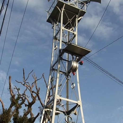 加古川市東神吉町の火の見櫓