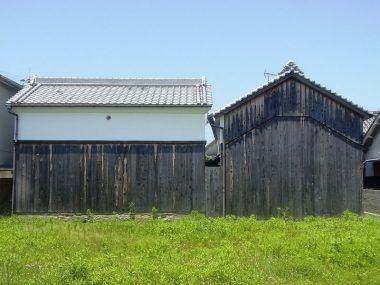 大阪府南部の古民家と蔵