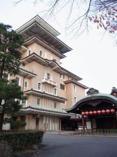 京都祇園 弥栄会館