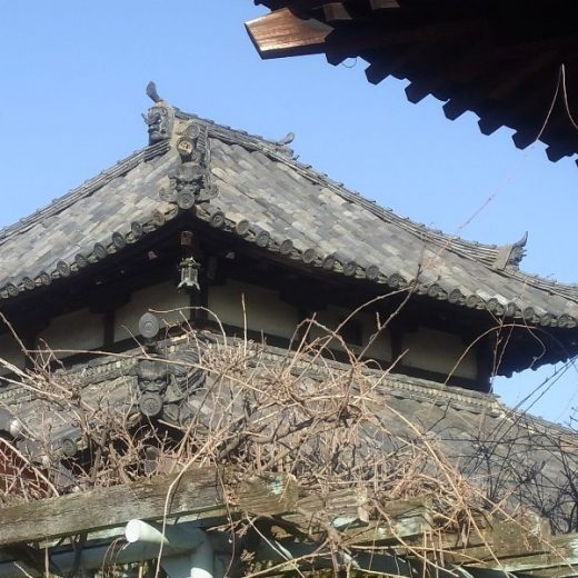 八木延命院本堂(奈良県橿原市)
