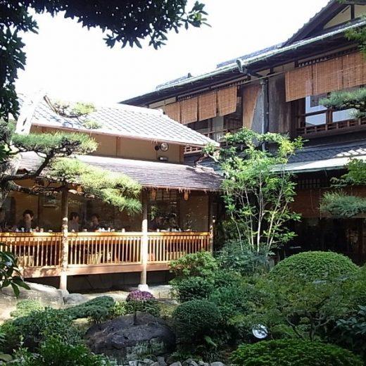 岸和田五風荘 がんこずし屋敷シリーズ「五風荘」(登録文化財・歴史的建造物の活用例)
