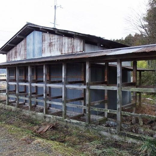 篠山の納屋