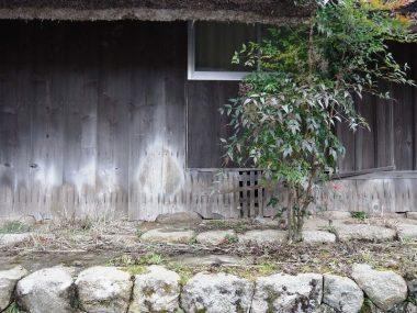 船坂の茅葺き古民家