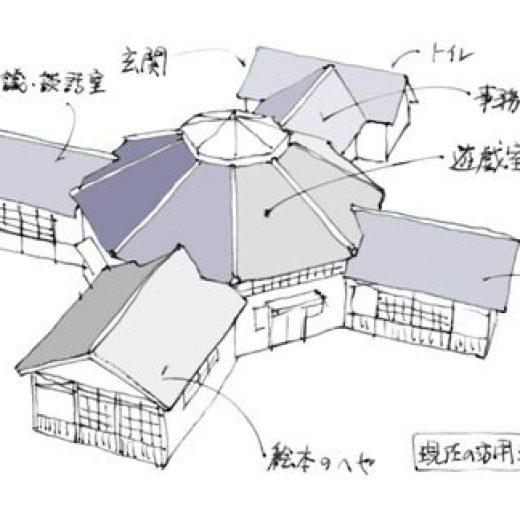 旧旭東幼稚園園舎(岡山市二日市町 2007重文)