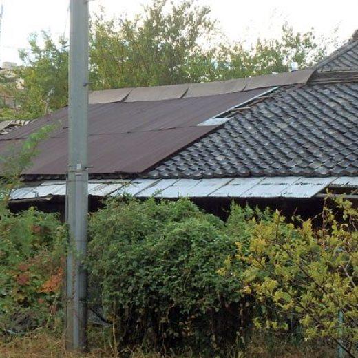 密集市街地の中古住宅 違法建築 耐震