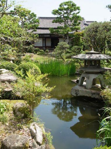 150524三木小河家住宅庭園 兵庫県の登録記念物(名勝地関係)
