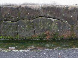 180523奈良県桜井市初瀬の流水