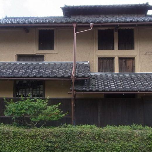 140608養父町の養蚕農家 市街化調整区域の古民家活用