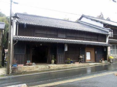 130206細久手宿大黒屋(登録文化財)