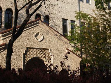 150426関西学院大学ヴォーリズの足跡と文教都市西宮の象徴