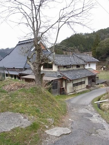 160315丹波篠山集落丸山 分散型ホテル2009