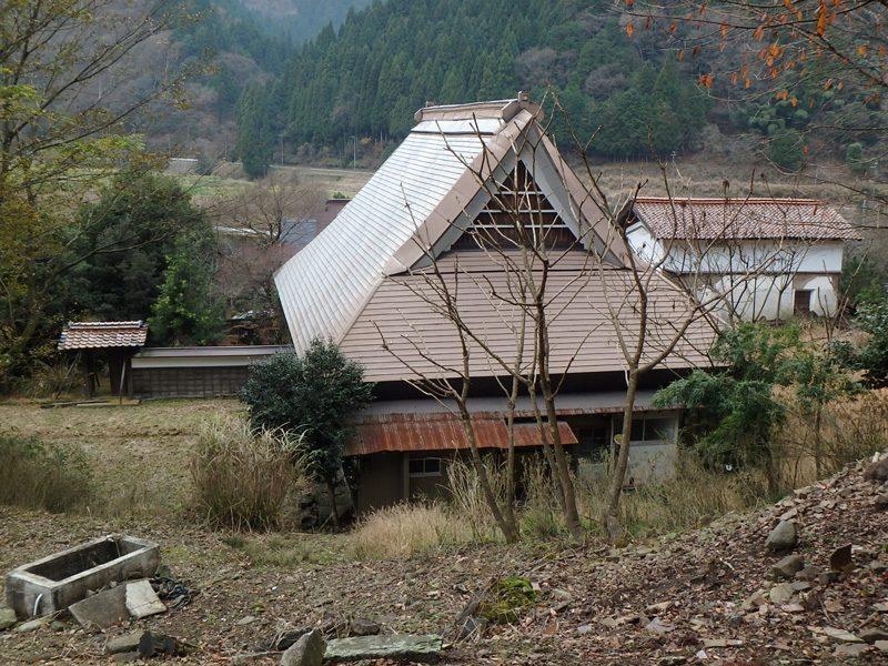 191211山間部の庄屋屋敷の活用と用途変更