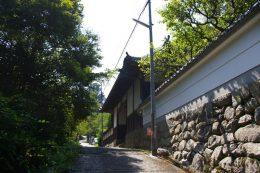 170801多武峰子院の石積み