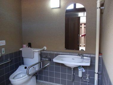161206旧河澄家住宅 サテライトオフィス 古民家の衛生設備