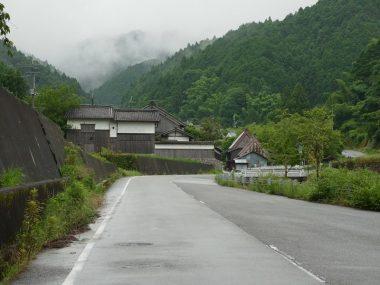 200713明日香村栢森集落