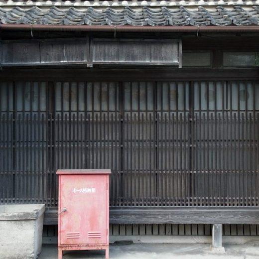 200813東吉野村小川の町家建築 宿泊施設への活用
