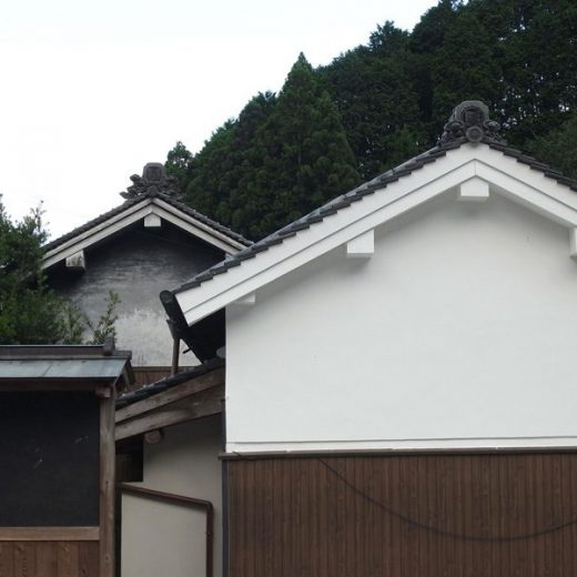 200813東吉野村小川の民家