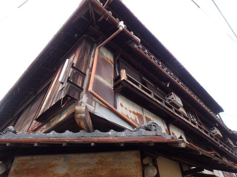201215大和郡山の旧遊郭 東岡町