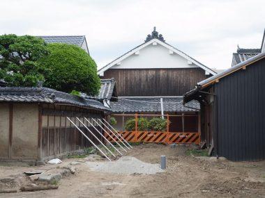 200523大和八木の民家 空き地の活用